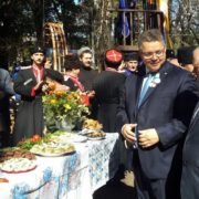 Ставропольские казаки отметили День края