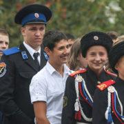 В Дагестане открыли первый казачий класс