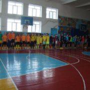 Казачьи соревнования по мини-футболу в селе Орловка