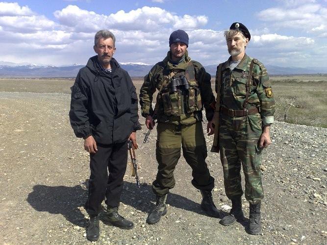 Казаки - участники вооруженного конфликта на Донбассе
