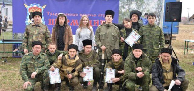В станице Архонской РСО-Алания прошли первые казачьи шермиции Терского войска
