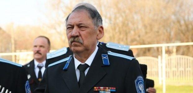 Священника Терского войска поздравили с 60-летием