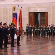 В Москве состоялся слет казачьих кадетов «Юные казаки – казачья смена»