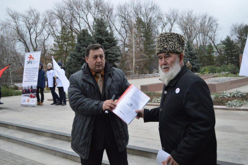 Казаки нашли сведения о пропавшем без вести в годы войны отце имама