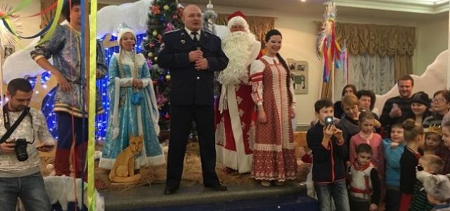 в Новочеркасске состоялась Атаманская ёлка