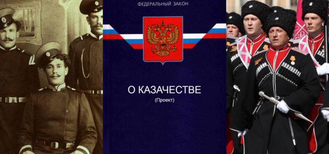 Николай Долуда: «Казаки — народ»