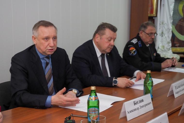 Глава совета при Президенте по делам казачества посетил Ставрополье