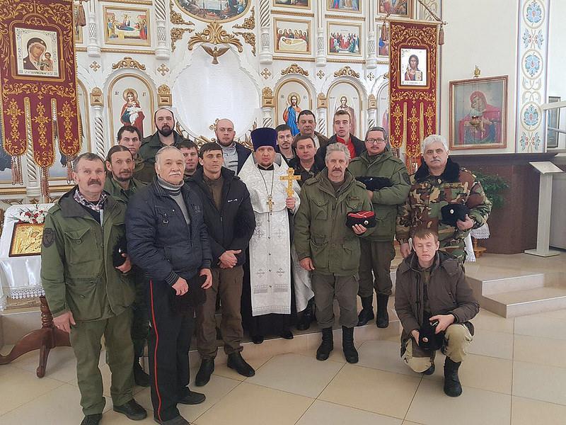 Панихида в память казачьего геноцида