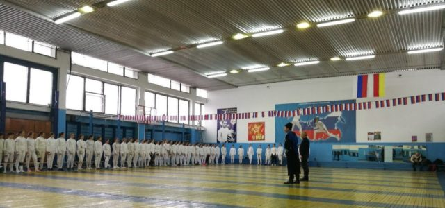Турнир по фехтованию в честь атамана-чемпиона