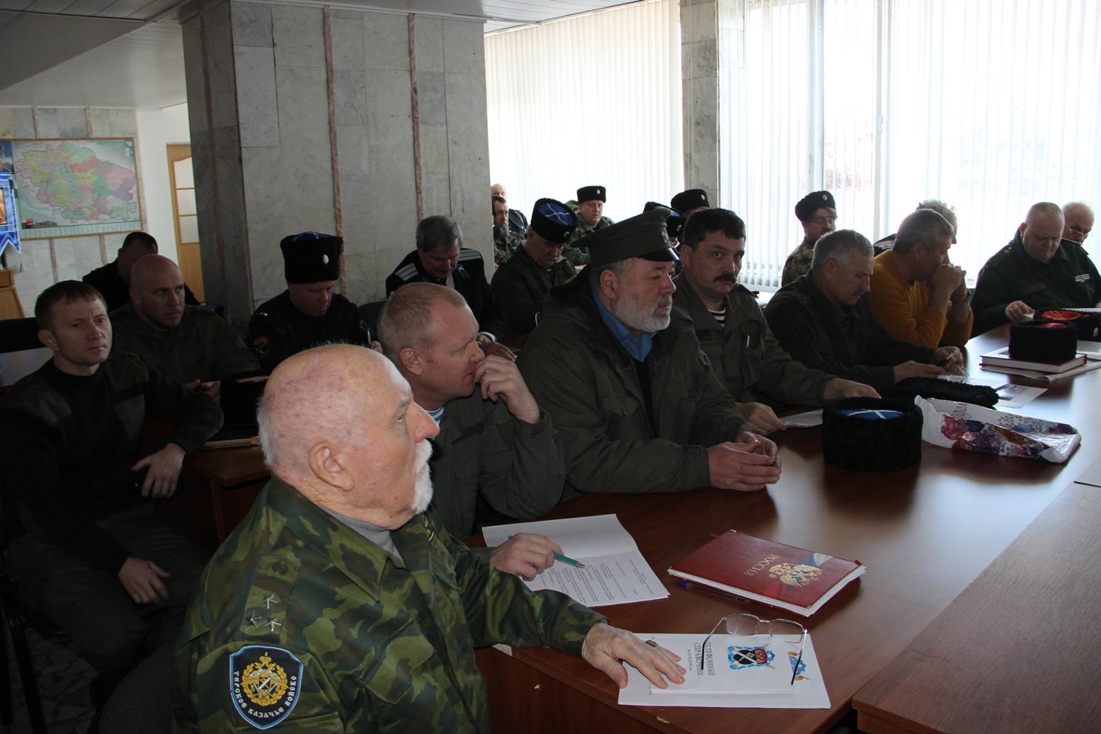 Атаманы Ставрополья