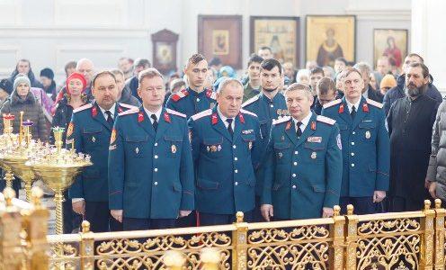 Сибирские казаки отпраздновали День торжества Православия