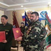 Казаки и центр «Вымпел» подписали соглашение о сотрудничестве и совместной деятельности