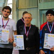 Награждение казака-спортсмена