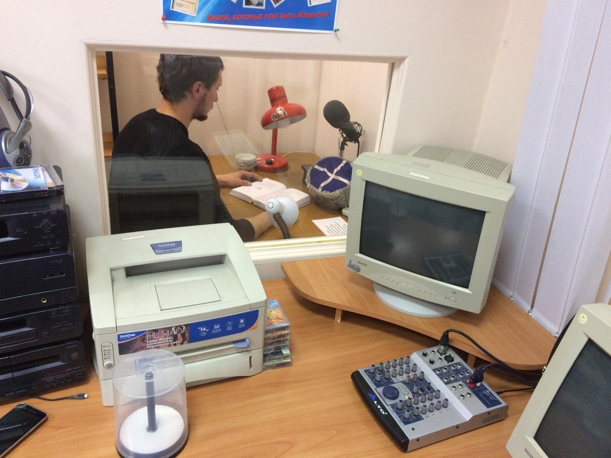 3-рабочее место звукорежиссера Дикова