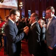 Виктор Захарченко стал дважды Героем Труда Кубани