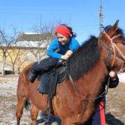 Воспитанники казачьего центра приобщаются к традициям своих предков