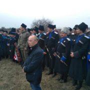 На ежегодное поминовение терских казаков в Беслан съехалось более 600 человек