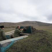 Терские казаки повышают свою обороноспособность