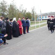 Митрополит Кирилл посетил Казачий кадетский корпус Калмыкии