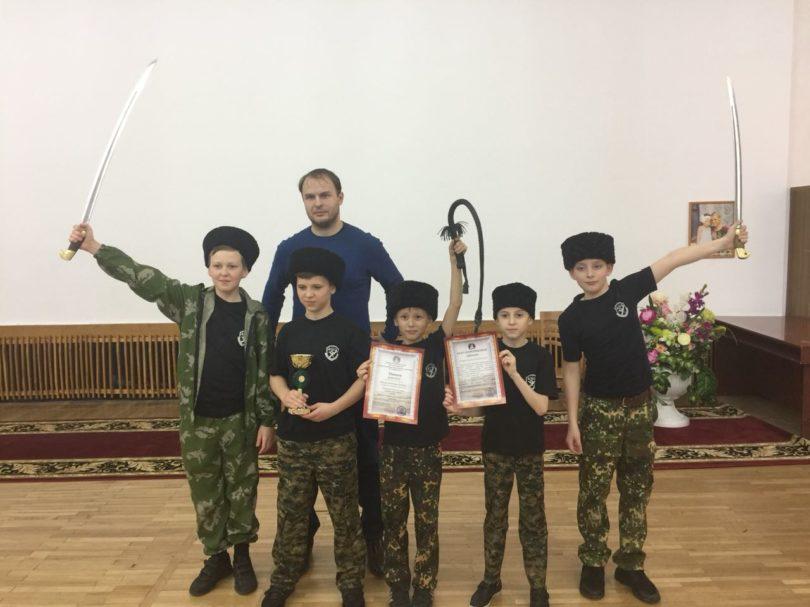 Творческий конкурс «Казачий Круг» прошел в Ставрополе
