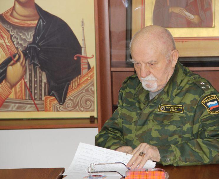 Атаманы Ставрополья готовятся к череде весенних мероприятий