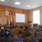Круг Ипатовского станичного казачьего общества рассказал о достижениях