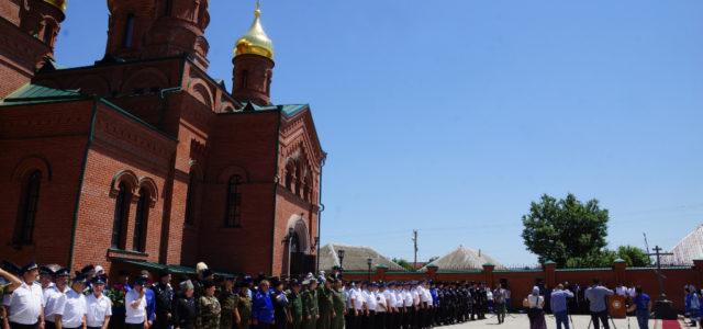 День наурской казачки – особый праздник для казаков