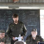 Атаманы казачьих обществ Ставрополья собрались на совет со стрельбами