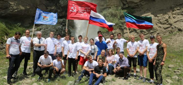 Легкоатлетический забег «За мирный Дагестан» прошел в Цумадинском районе