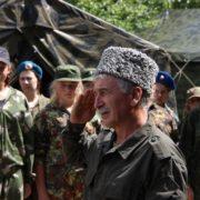 Более 130 казачат Ставрополья собрались на горе Стрижамент