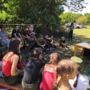 В Кочубеевском районе прошли игры «Казачьему роду нет переводу»
