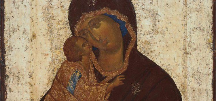 Поздравление митрополита Кирилла с праздником Донской иконы