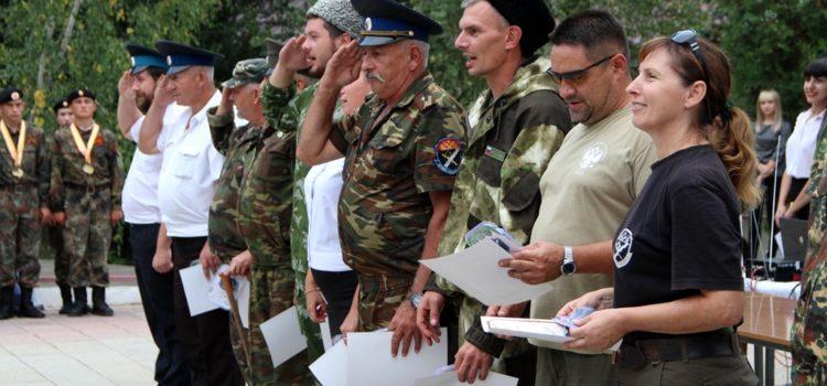 В день закрытия краевых казачьих игр прошел совет атаманов Ставрополья