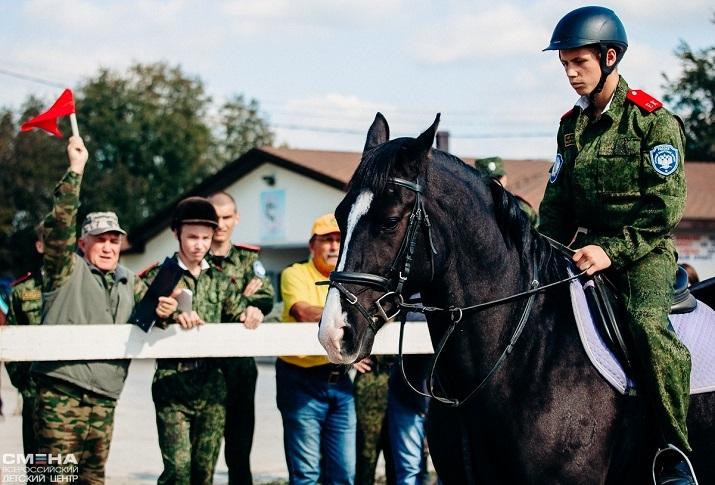 На «Казачьем сполохе» в Анапе лучшей стала команда Кубанского казачьего общества