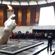 На Мамаевом кургане открыт мемориал памяти казака Константина Недорубова