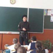 Продолжение изучения традиций терских казаков в станице Архонской