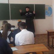 Продолжение лекций по истории казачества в станице Архонской