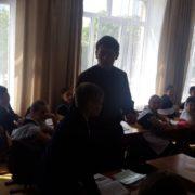 Лекция о традициях терского казачества прошла в станице Архонской