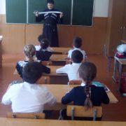 Прошла лекция по традициям истории казачества