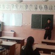 Занятия по изучению традиций Терского казачества в станице Архонской