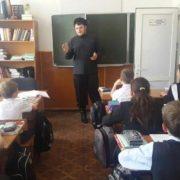 Казачата станицы Архонской продолжают изучать историю Терских казаков