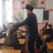 Занятия по истории казачества в станице Архонской