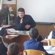 Лекционные занятия по истории Терского казачества в городе Ардон