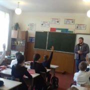 Лекции в станичных школах
