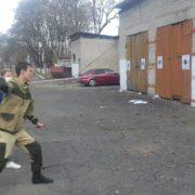 Традиционные Казачьи игры Шермиции прошли в станице Николаевская
