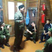 Лекции по традициям и истории казачества в рамках Казачьей Смены