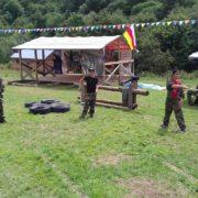 Центр Традиционной Казачьей Культуры в лагере «Патриот»