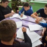 Итоговое анкетирование участников Центра Традиционной Казачьей Культуры