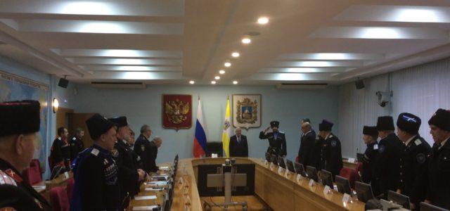 В 2019 году окружная казачья дружина на Ставрополье увеличится на 40 человек