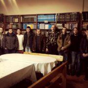 Историк Феликс Киреев прочитал лекция об истории терских казаков